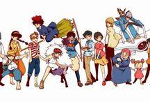 Studio Ghibli & Hayao Miyazaki Things / by Solomon Dawson