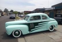 46 Ford Transformation by JohhnyZs / Just a good thorough professional clean up. A great quality paint job and... You are looking at a completely different car!!!