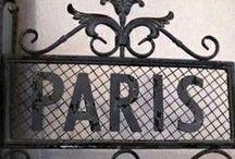 * Paris est toujours Paris *