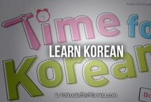 Hangul (learning korean)
