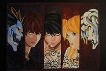 Death Note / Death Note by Matita's Art