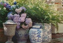 Container Gardening / For those who are lucky enough to have a backyard or even a balcony! Here are some great inspirational gardening ideas!   www,justgoodskincare.com.au