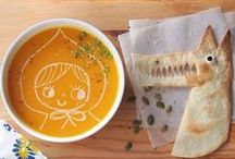 food art for kids / by mau c
