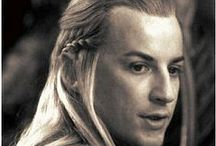 Craig Parker / Lord of the rings -  Haldir  (Elves)