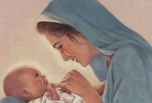 Mary - Mother of Jesus / Mary and Jesus