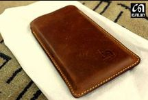 Leather Phone Tab Case