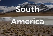 South America / Feel like hiking in Patagonia, discovering new cultures and visiting the Amazon rainforest... Then, South America is a must see. Are you ready for travel tips and loads of inspiration?  Want more? Check out our travel tips on http://lebigtrip.fr/en
