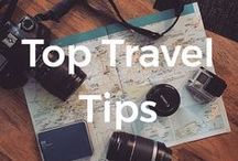 Top Travel Tips / Everything you need to know to plan your trip. Here, you'll find the best travel tips to help you get the most out of you travels.
