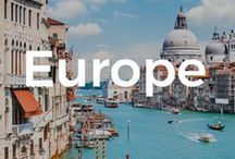 Europe / Experience the beauty of Europe. Full of history, diverse cultures and stereotypes. Go see for yourself in one of those incredible places: France, the UK, Ireland, Italy, Germany, Croatia, Bulgaria, Russia, Czech Republic, Sweden, the Netherlands, Norway, Greece, Spain...
