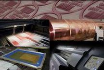El mundo de la impresión / Mostramos los sistemas de impresión, su historia, su tecnología y novedades en este precioso universo de imprimir.