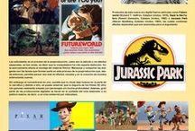El Cine y la Informática / Selección de películas que de alguna manera están relacionadas con la Informática