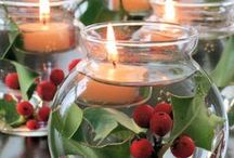 Holiday/ Party Ideas / Christmas, Halloween, Valentines Day or whatever. Just some fun party ideas! :)