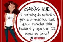 Curiosidades del Marketing Digitak / Curiosidades, tips y consejos sobre Marketing Digital, Inbound Marketing, SEO, SEM, Social Media, Email Marketing y Diseño Web.