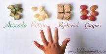 Baby finger food: vast voedsel / Laat je kleintje zelf eten met deze makkelijke recepten!