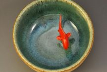 ART ~ Whimsy II / Whimsical view on Tablewares / by Jeannie