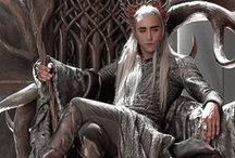 Tolkien - Elves / by Arwendë Luhtiénë Emeldir Peredhel