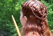 Hair inspiration - Styles