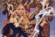 Everything Celtic / Male and female celts (warriors, druids, etc), Celtic society, Celtic art (jewellery, weapons, music), religion, myths and everything Celtic in general :). Druidism and Celtic religion also in the 'Druidism' pinboard. Celtic women and goddesses have a separate pinboard, but will also appear here.