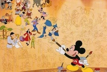 Disney / by Kaitlyn Lockyer