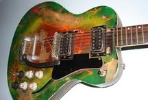 Musiccraft Messenger Guitar