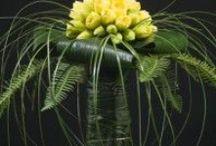 Floral Arrangements / by Lilia Basulto