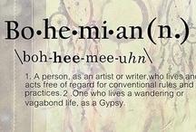 LOOK BOheMiAn