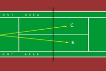 Tennis Drills / Fun tennis drills and games for any number of tennis players.