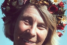 ◆Tove Jansson◆ / by ♡~●Anne●~♡