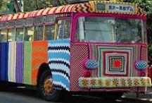 Yarn bombing & other yarns