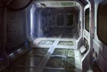 Concept Art: SciFi / Sci Fi Concept Art