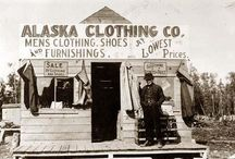 Vintage Alaska! / Historical Pictures of the 49th state  / by Sandy R