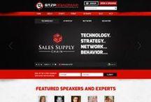 Custom Website Design and Development / A collection of our web design for our clients and also a collection of our companies designs as well. CI Webgroup.com, 12steproadmap.com, JenniferBagley.com, AchieveAccelerated Results.com, DNETTV.com