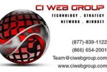 CI WebGroup Business Cards / Business Cards