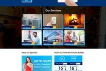 HVAC (Heating and AC Clients) Custom Website Design / Welcome to our collection of our web design for our HVAC clients. Produced and developed by  CI Webgroup.com, 12steproadmap.com, JenniferBagley.com, AchieveAccelerated Results.com, DNETTV.com
