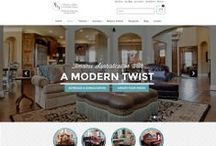 Barbara Gilbert Interior Custom Website Design / Welcome to our collection of Custom Website, Interior Pages, Banners and Social Media Designs for a few of our client Barbara Gilbert. Professionally done by CI WebGroup.