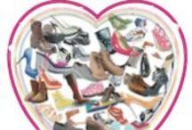 http://www.gaikebos.com / De mens en zijn schoen; Verhalen van mensen over hun schoen. www.gaikebos.com