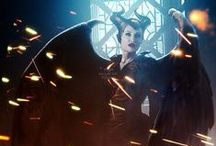 Maleficent / An awesomely empowering role-model for women, and a wonderful feminist version of a Patriarchal fairytale, with a powerful, independent, badass woman who's not the 'villain/femme fatale', female bonding. a happy ending where the woman doesn't end up sacrifying any of her freedom, and spot on criticism of a patriarchal society. Plus great photography and music. And amazing looks for Maleficent. Total love.