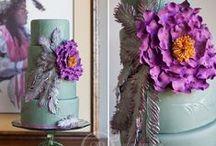 Whimsical Series / Sedona Cake Couture