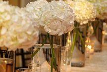 Wedding Cocktail Hour Decor