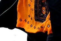 Baluch outfits / My Roots. Would love to dress in one modern Baluchi outfit.