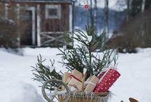 Jul på Devoldfabrikken