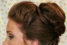 Hair styles / Cute and amazing things to do with your hair