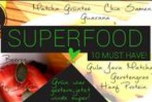 Sansibio Superfood Aktion / Superfood - 10 Must Haves!