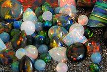 Opals / by Tammy Lovejoy