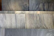 Architectural Materials / Metal, Brick, Tile, Wood, Concrete