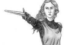 Tolkien women - Idril Celebrindal