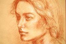 Tolkien women - Nerdanel / The auburn-haired sculptor, blacksmith, crafstwoman, artist and probable loremistress of the Noldor.