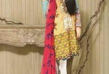 Replicas / REPLICA , , , soft cotton, with shiffon dopatta 3 piece un stich suit .