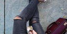 jeans / tenues ➕ jeans