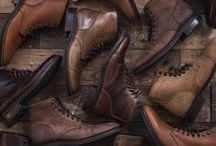 Shades of Brown - Boots for Men and Women / Featuring styles of our brown boots for both men and women.